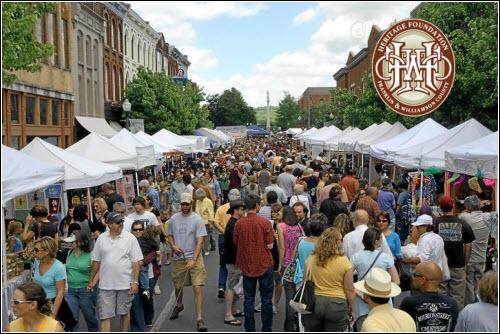 Main Street Fest Franklin TN