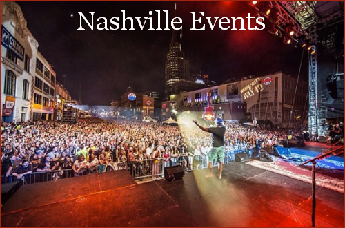Nashville TN Area Events